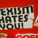 Inspiration – Sexism