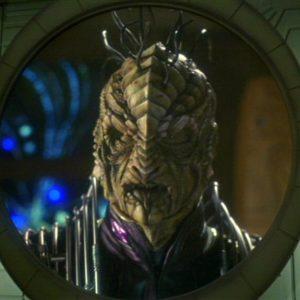 desc Barking up the Muse Tree | Jespah | Janet Gershen-Siegel | Human-Xindi Reptilian hybrid D'Storlin | Complex Evil Characters