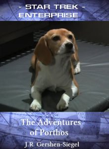 Barking up the Muse Tree | jespah | Janet Gershen-Siegel | The Adventures of Porthos