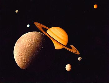 Barking Up the Muse Tree   jespah   Janet Gershen-Siegel   Saturn System