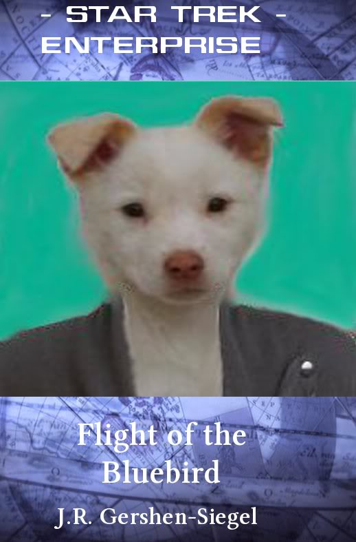 Barking Up the Must Tree | jespah | Janet Gershen-Siegel | Flight of the Bluebird
