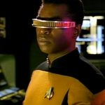 Portrait of a Character – Geordi LaForge