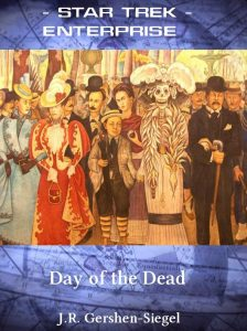 Barking up the Muse Tree | Janet Gershen-Siegel | jespah | Day of the Dead |